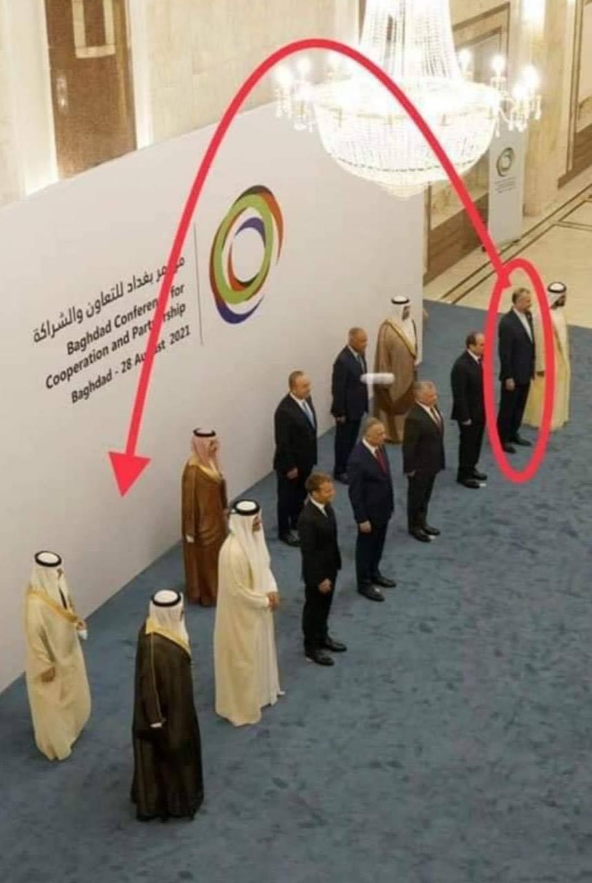 ما جدوى دعوة إيران إلى مؤتمر بغداد؟