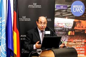مؤتمر الدبلوماسية الثقافية الدولي-برلين