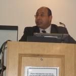 في محاضرة بجامعة ويستمنيستر: الهدف الأساسي للوجود الأمريكي في العراق لم يكن من أجل الديمقراطية