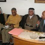 في مجلس جاسم الربيعي الأدبي- 16 أيار 2006