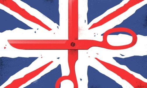 المملكة المتحدة.. تتفكك