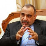 نص لقاء د.عادل عبدالمهدي مع صحيفة العدالة