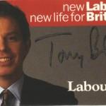 توني بلير من زعيم يساري إلى قدوة للمحافظين