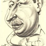 كاريكتير بريشة الفنان علي عساف