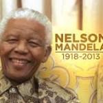 نلسن مانديلا يغادر الحياة لكنه باق في قلوب الملايين