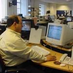 بي بي سي-لندن عام 2000