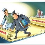 الإصلاحات ضرورة ملحة لا تحققها حكومة حزبية