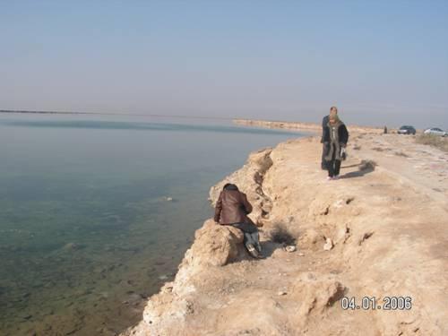 بحيرة ساوة معجزة من معجزات الله سبحانه