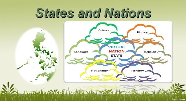 الدولة والأمة