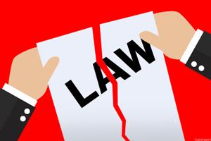 عندما يُشرَّع القانون لحماية منتهكيه!